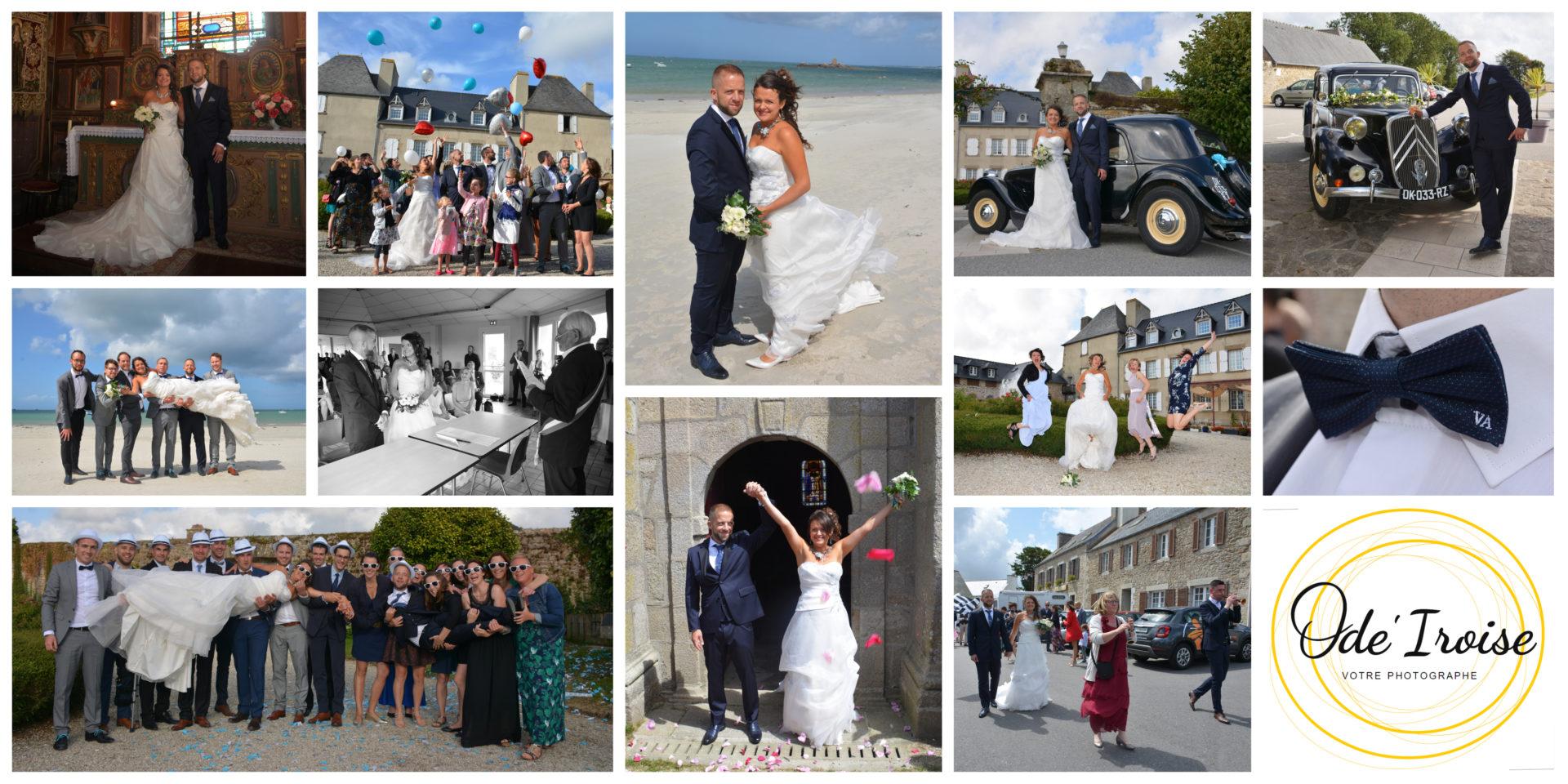 Votre photographe de mariage à brest