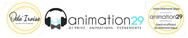 animation29 – DJ animateur de mariage à Brest et Officiant de Cérémonie laïque